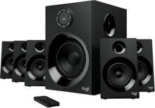Logitech - Z606 - Sistema de Audio Multimedia 5.1