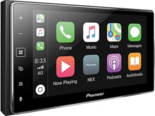Autoestereo Con Pantalla Pioneer MVH-1400NEX Apple Carplay MP3 Bluetooth