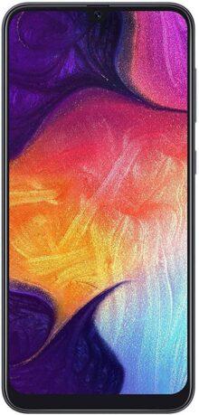 """Samsung Galaxy A50 SM-A505G 64 GB 4 GB RAM 25 MP 6.4"""" Desbloqueado de fábrica, Negro"""