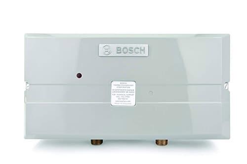 Bosch calentador de agua eléctrico sin tanque, Punto de uso, 9.5 kW