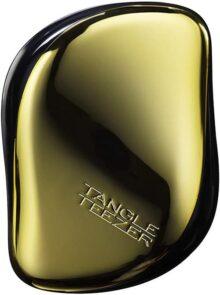 Tangle Teezer Compact Styler Universal Cepillo paleta para el pelo Negro, Oro 1 pieza(s) - Cepillos para el cabello y peines (1 pieza(s))
