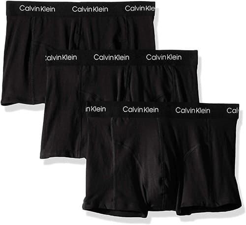 Calvin Klein Elements - Calzoncillos para Hombre (3 Unidades)