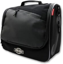 Dowco 05150 Iron Rider Messenger Bag, Black