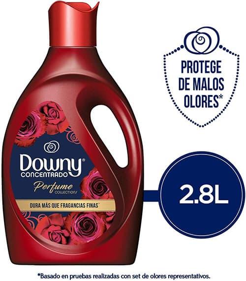 Downy perfume collections passion suavizante de telas, 2.8 l