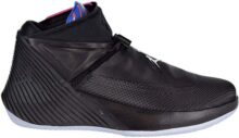 Jordan Why Not Zer 0.1 - Zapatillas de Baloncesto para Hombre, Negro/Negro - Rosa explosión, 11.5 US