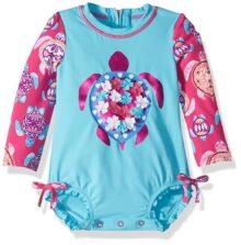 Hatley Baby Rash Guard - Protector de Espalda para niña