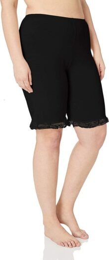 Under Moments Um2637-pettipants - Playera para Mujer (Talla Grande)