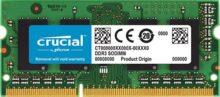Crucial 1.35V/1.5V CT51264BF160B - modulo de memoria para computadora portátil 8GB  DDR3 1600 MT/s (PC3-12800) CL11 SODIMM 204-Pines
