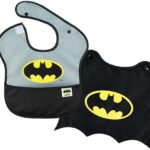 Bumkins DC Comics Superbib with Cape