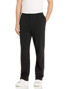 Amazon Essentials - Pantalones de forro polar para hombre