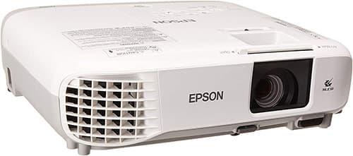 Epson Videoproyector Powerlite S39, SVGA 3300 lúmenes blanco y negro HDMI para Corporación Wi-Fi Opcional