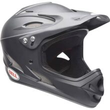 BELL Servo Adult Full Face Helmet, Matte Black