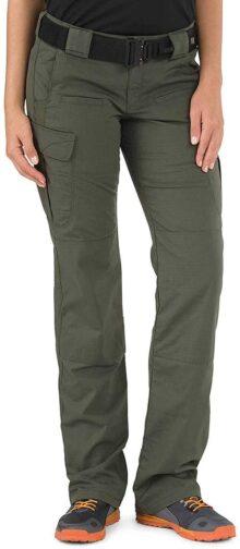 5.11 Tactical Stryke Covert Pantalones Cargo para Mujer, Tela elástico, construcción Reforzada, Estilo 64459