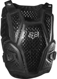 Fox Racing 2020 Youth Raceframe Roost Deflector, Negro, Una talla