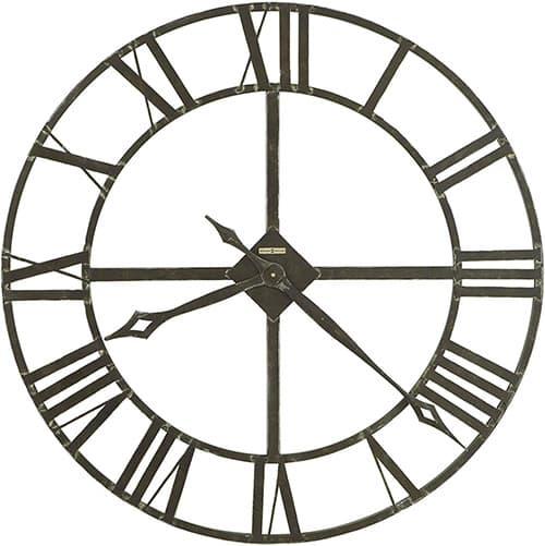 Howard Miller 625423 Reloj de Pared, Color Gris, Pack of/Paquete de 1