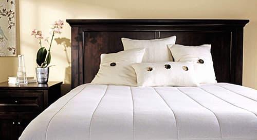 Sunbeam, Protector térmico para colchón Acolchado Vertical con Controlador ComfortTech, tamaño King