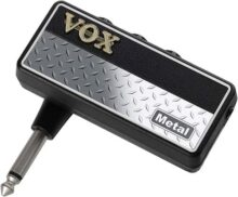 VOX AP2MT amPlug - Auriculares de guitarra (metal, G2), Metal