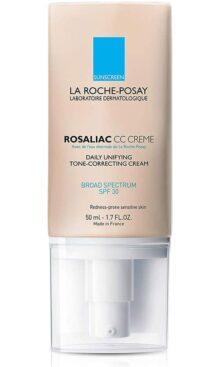 La Roche-Posay Rosaliac CC Crema con SPF 30, 1.7 fl. oz.