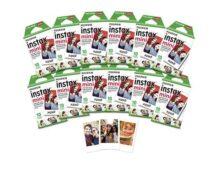 Fujifilm Instax Mini Instant Film Value Pack - 120 Fotos