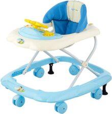 KOOL BABY Andadera para bebé color azul MOD. A-807-2