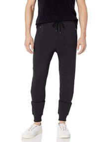 BROOKLYN ATHLETICS - Pantalones de chándal para Hombre (Forro Polar, con Cierre)