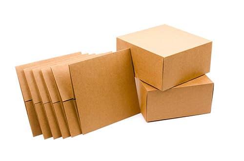 Hallmark Gift Box (Square, 5 Pack)