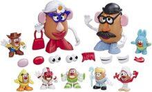 Playskool Señor Cara de Papa Disney/Pixar Toy Story 4 Cuarto de Andy Pack de Papas Toy Figure