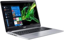 "Acer Aspire 5 Slim - visualización IPS de 15,6"" (Full HD), Sólo para Notebook, Plateado, 4GB RAM"