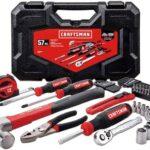 CRAFTSMAN CMMT99446 Juego de herramientas mecánicas mixtas, 57 piezas