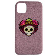 BY MEXICO Carcasa- Funda para celular IPHONE 11 Catrina