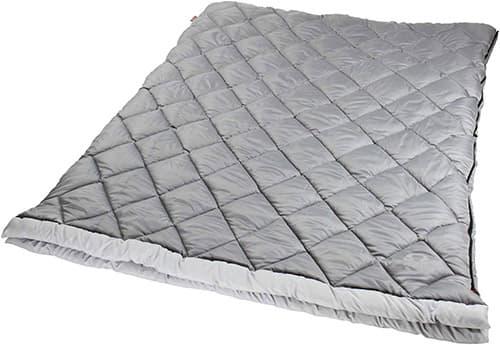 Coleman Tandem - Saco de Dormir para Adultos 3 en 1 45 Grande y Alto