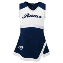 """Vestido de Jersey de la NFL para niñas y jóvenes""""Cheer Captain"""""""
