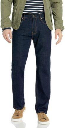 Levi's 91400-0133 Jeans para Hombre 34x34 Rinse