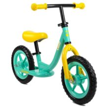 Retrospec Cub Balance Bike No Pedal Kids Bicycle, Powder Blue, Powder Blue