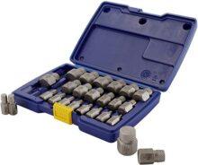 IRWIN Tools 53227 - Juego de extractores hexagonales (25 piezas)