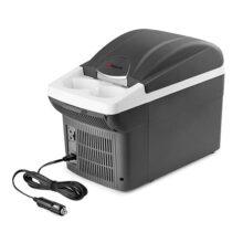 WAGAN EL6206 - Refrigerador/Calentador eléctrico portátil de 6 Cuartos de galón, 12 V para Coche, camión, SUV, RV, Remolque Alimentado por CC