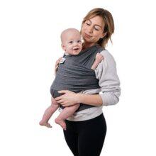 Scadia Fular Para Bebé Elástico