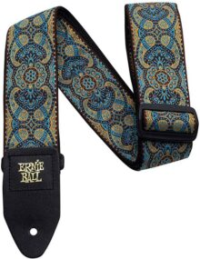 """Ernie Ball Correa para guitarra, Imperial Paisley, Adjustable from 38"""" to 68"""""""