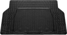 FH GROUP F16403BLACK Cargo Mat (Semi Custom Trimmable Vinyl Black)