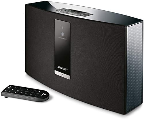 Bose SoundTouch 20 - Altavoz/Sistema de Música Inalámbrico, Negro