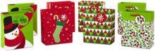 Hallmark - Bolsas de regalo para día festivo (tamaño pequeño), Christmas Bundle, Small, Pequeño, 1