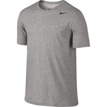 Nike 706625-063 Jersey para Hombre, Dark Grey Heather/Black, Talla Extra Extra Grande
