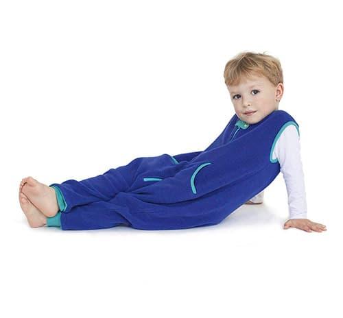 Baby Doll, Saco de Dormir Infantil Regal, Azul, 2-4T