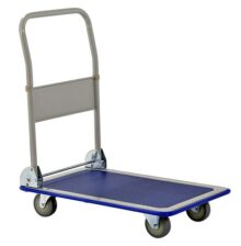 "Muscle Rack FPC2918 Heavy Duty 330 lb. Capacity Folding Platform Cart, 11"" Height, 18"" width, 29"" Length, 330 Pounds Load Capacity"