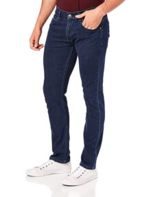 Oggi Moto PETROLIUM Jeans para Hombre