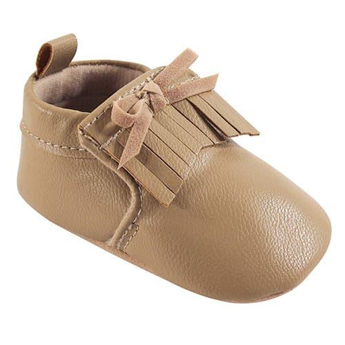Hudson Baby Botines de Tipo mocasín Mocasín para Bebé-Niñas