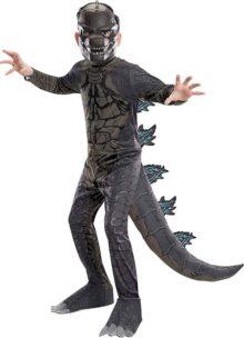 Godzilla King of the Monsters Child Classic Godzilla Costume