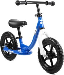 Retrospec Cub Balance Bike No Pedal Kids Bicycle, Royal Blue