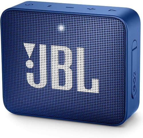 JBL JBLGO2BLU Bocina Inalámbrica, color Azul