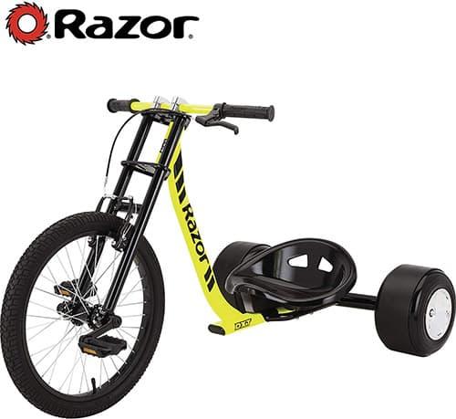 Razor DXT Drift Trike, Triciclo de Derrape